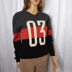 Harley Davidson/ Anniversary Wool Sweater/ Medium